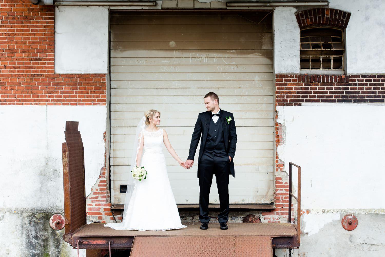 Hochzeitsfoto eines Hochzeitsfotografen im Wangerland