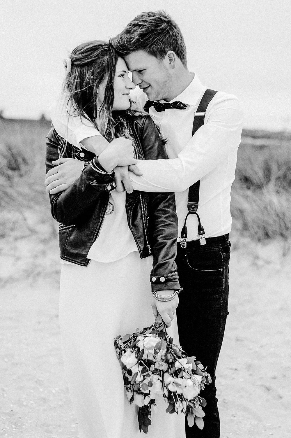 Hochzeitsfoto eines Hochzeitsfotografen in Schillig