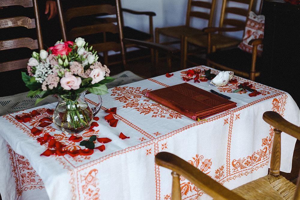 Hochzeitsfoto bzw Hochzeitsfotograf auf Spiekeroog
