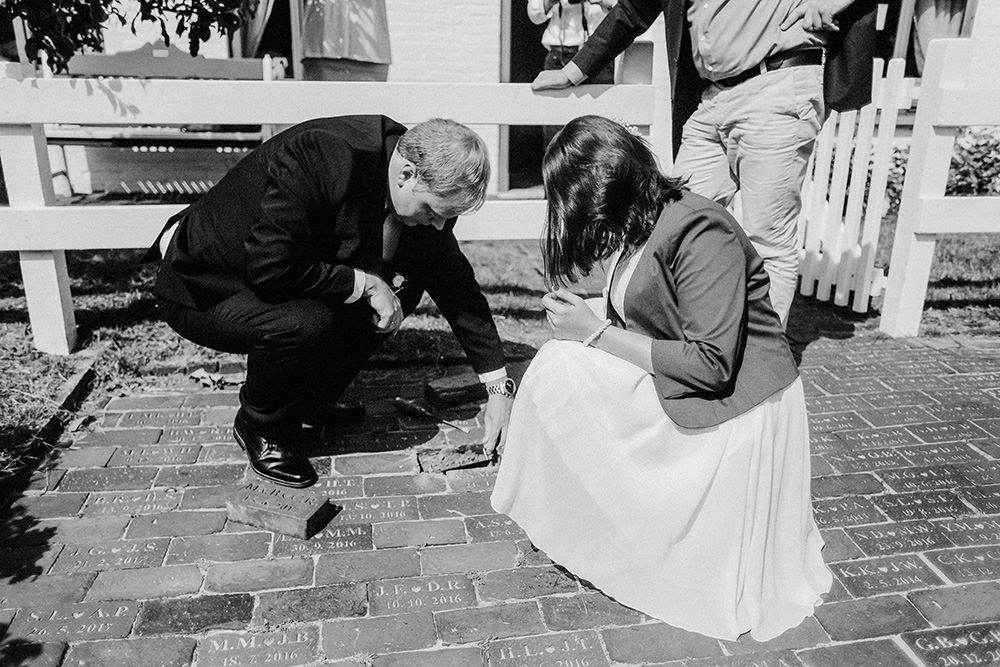 Hochzeitsfoto bzw Hochzeitsfotograf auf Baltrum