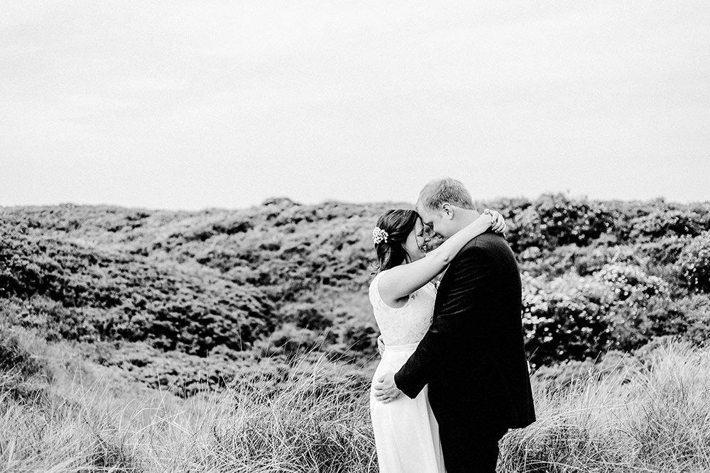 Hochzeitsfoto bzw Hochzeitsfotograf auf Norderney