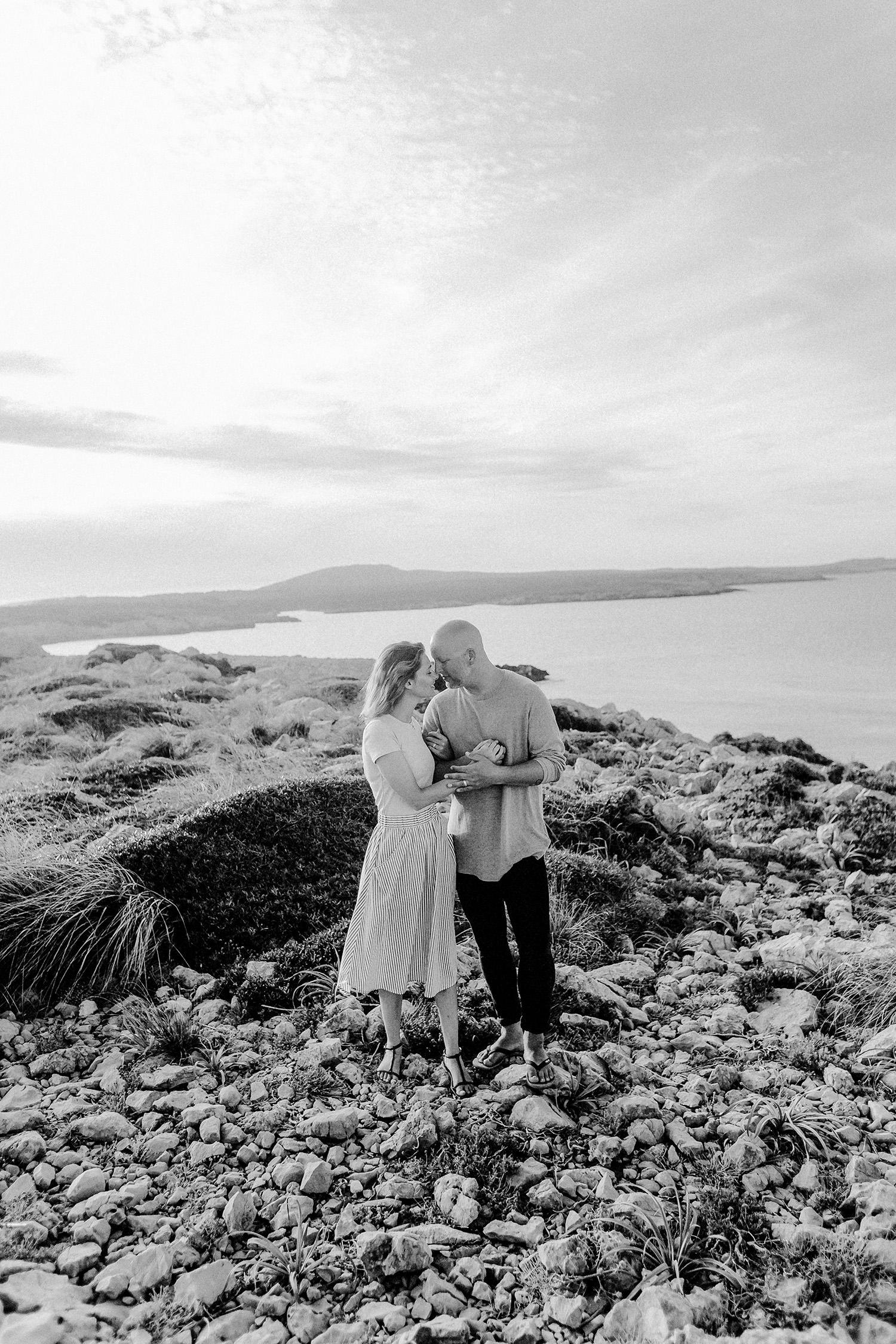 Fotograf / Hochzeitsfotograf auf Menorca