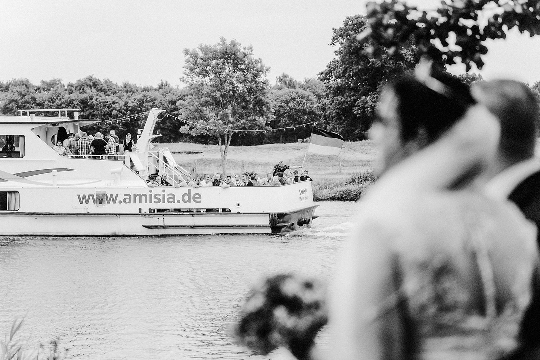 Hochzeitsfoto eines Hochzeitsfotografen in Weener