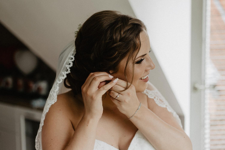 Hochzeitsfoto eines Hochzeitsfotograf in Bremen