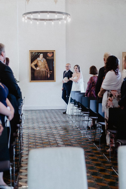 Hochzeitsfoto eines Hochzeitsfotograf in Ganderkesee