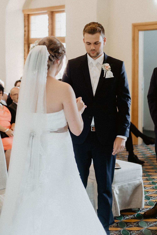 Hochzeitsfoto eines Hochzeitsfotograf in Hude