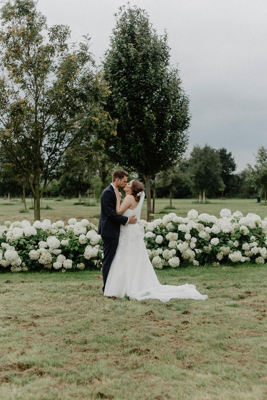 Hochzeitsfoto eines Hochzeitsfotograf in Delmenhorst
