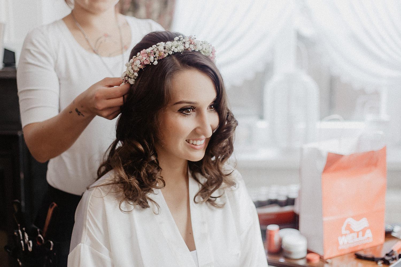Hochzeitsfoto eines Hochzeitsfotografen in Papenburg