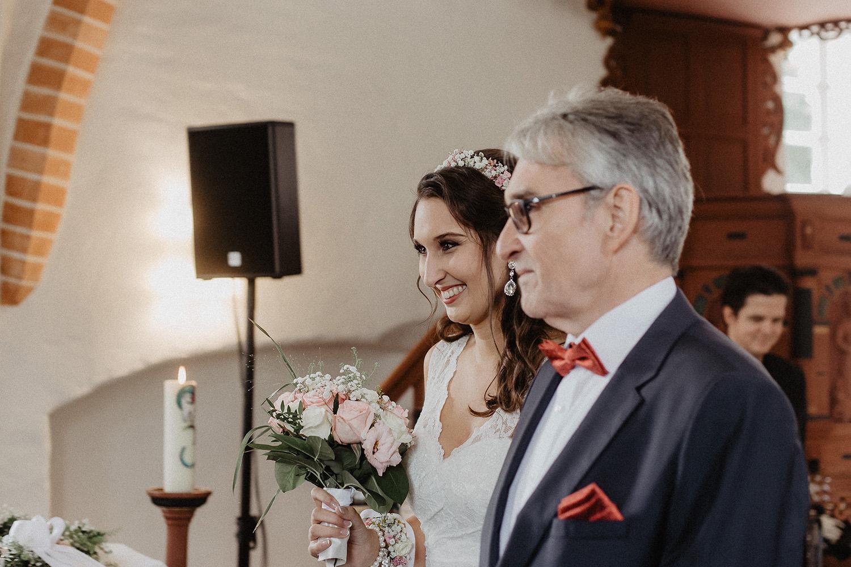 Hochzeitsfoto eines Hochzeitsfotografen in Leer