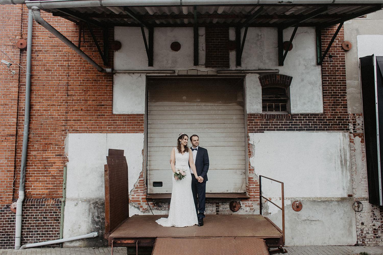 Hochzeitsfoto eines Hochzeitsfotografen in Meppen