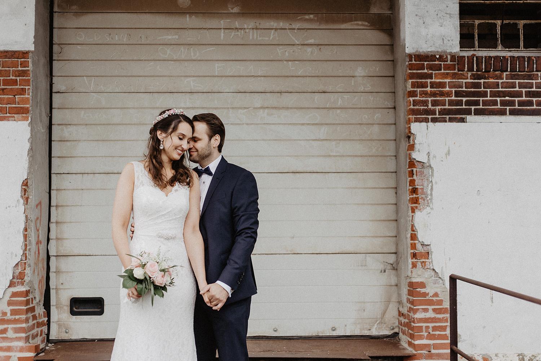 Hochzeitsfoto eines Hochzeitsfotografen in Lingen