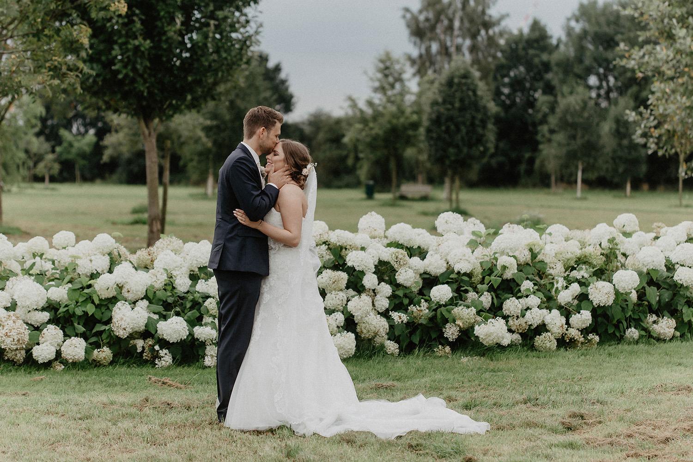 Hochzeitsfoto eines Hochzeitsfotografen in Harpstedt