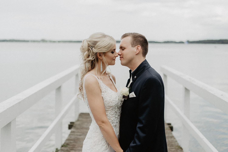 Hochzeitsfoto eines Hochzeitsfotografen in Zeven