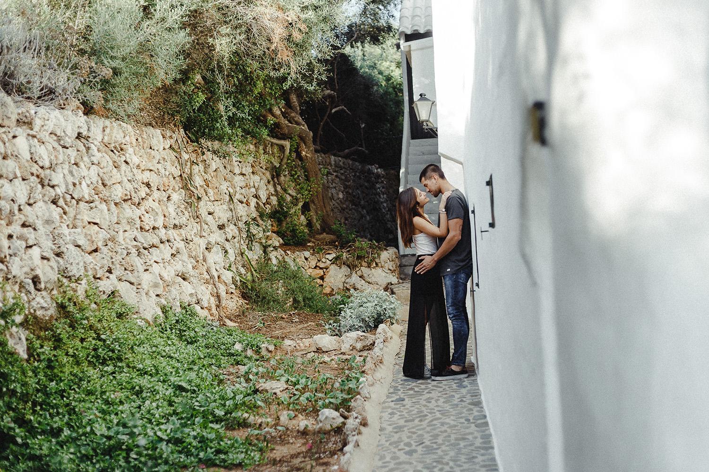 Foto eines Fotografen / Hochzeitsfotografen in der Toskana
