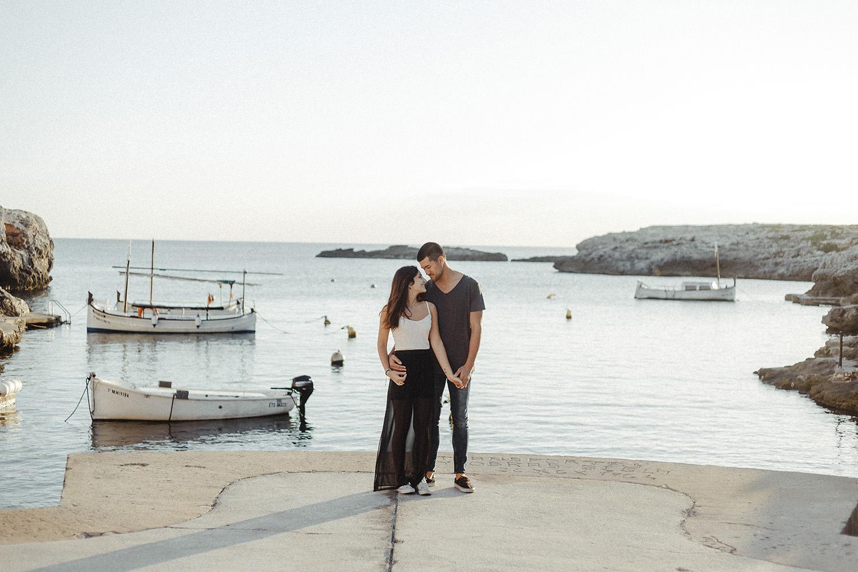 Foto eines Fotografen / Hochzeitsfotografen auf einer Destination Wedding