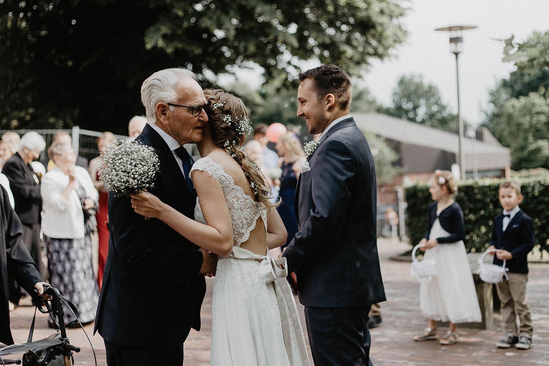 Foto eines Fotografen / Hochzeitsfotografen in Bockhorst