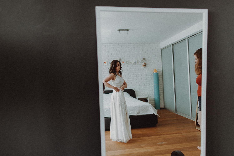 Hochzeitsfoto eines Fotografen in Düsseldorf