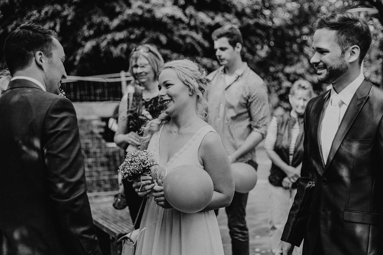 Foto eines Fotografen / Hochzeitsfotografen in Jever