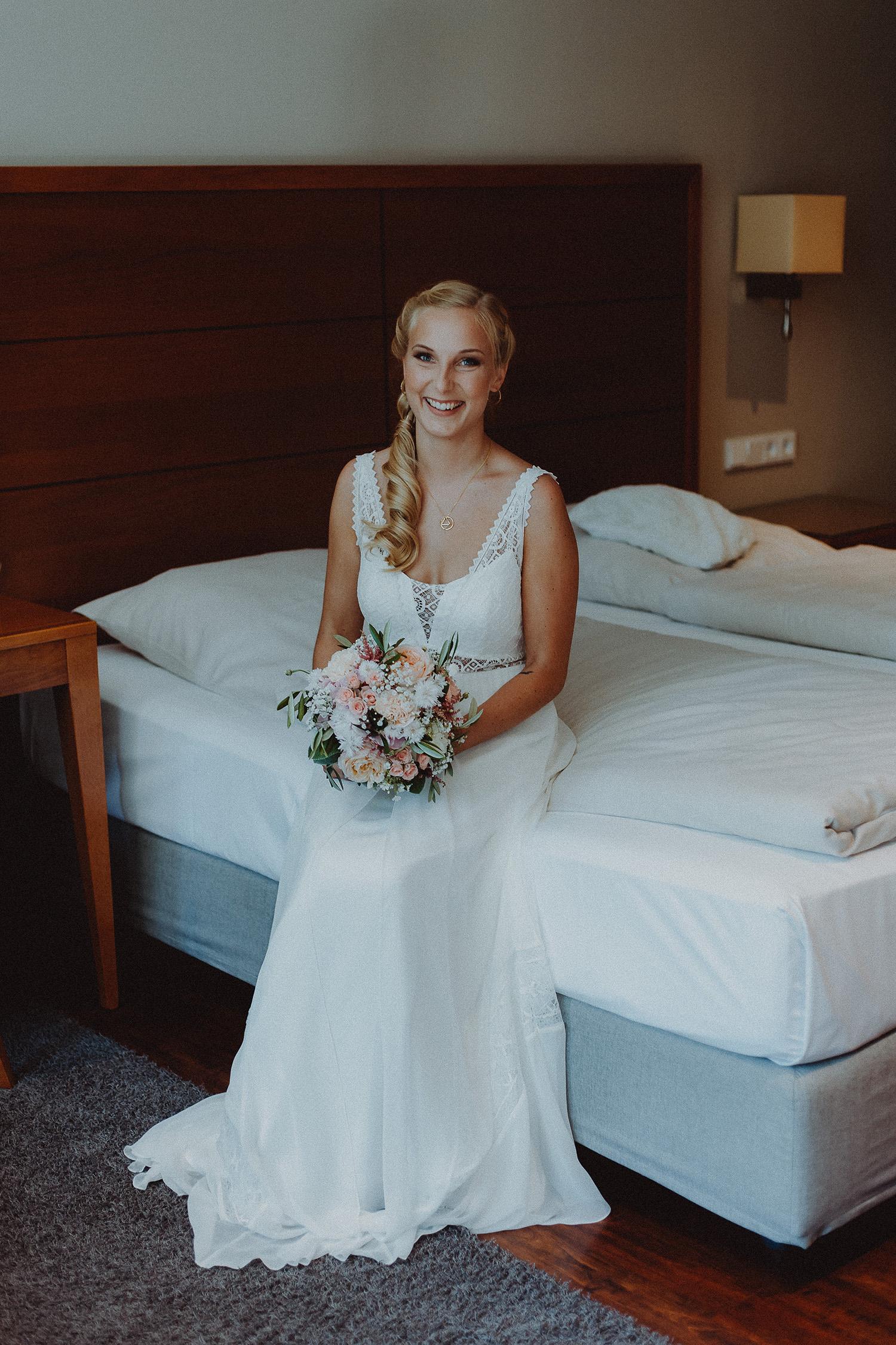 Hochzeitsfoto eines Fotografen in Ganderkesee