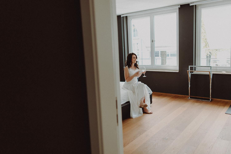 Hochzeitsfoto eines Hochzeitsfotografen in Düsseldorf
