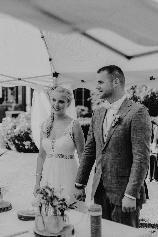 Hochzeitsfoto eines Fotografen in Oldenburg