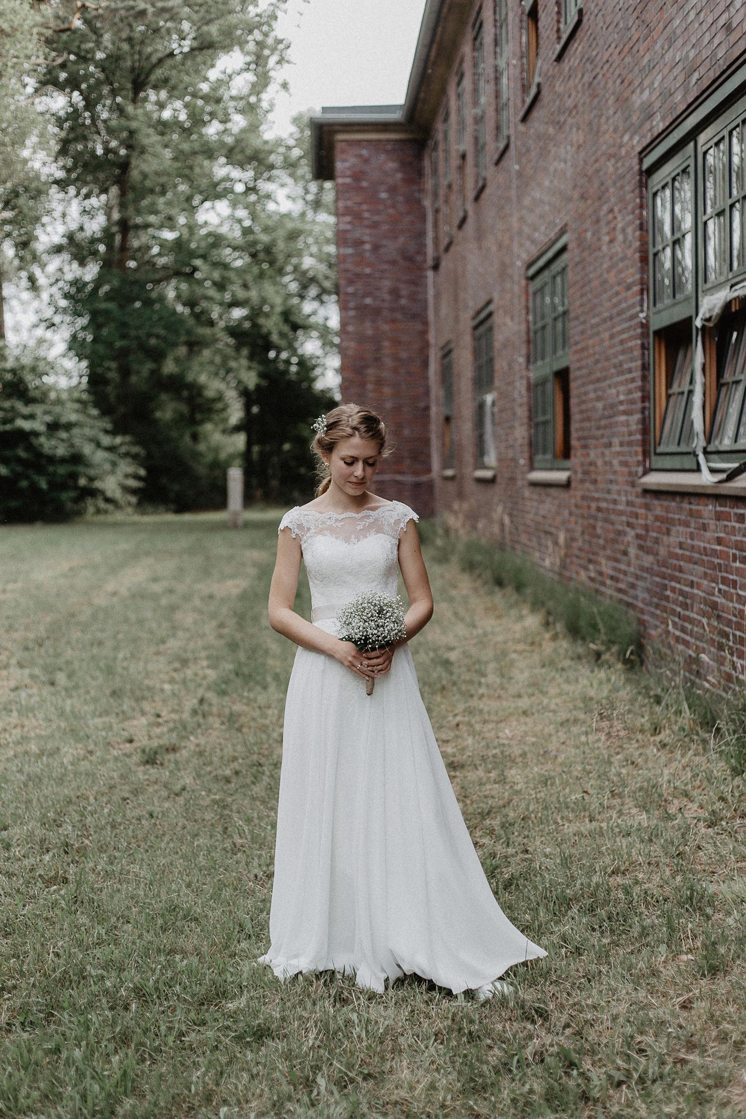 Foto eines Fotografen / Hochzeitsfotografen in Schillig