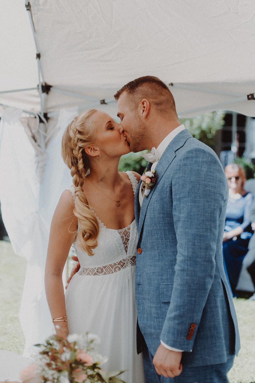 Hochzeitsfoto eines Fotografen in Delmenhorst
