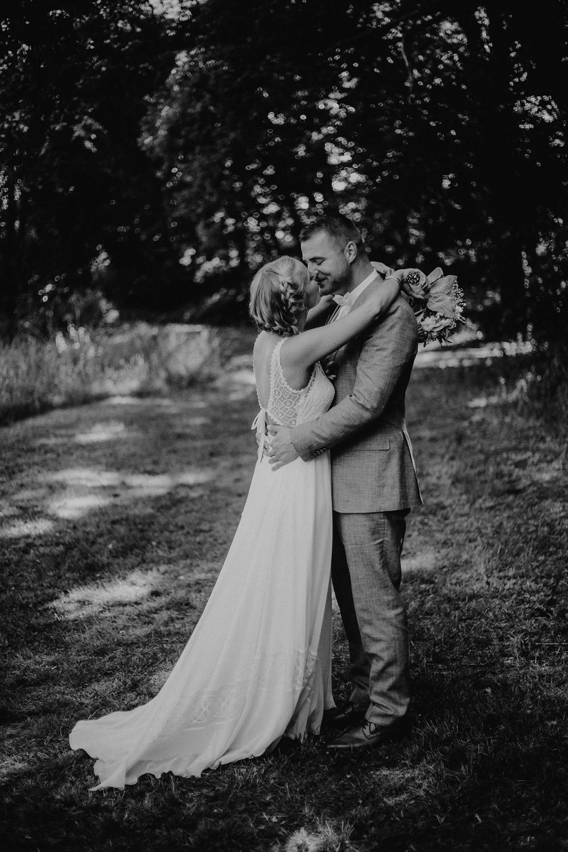 Hochzeitsfoto eines Hochzeitsfotografen in Wildeshausen