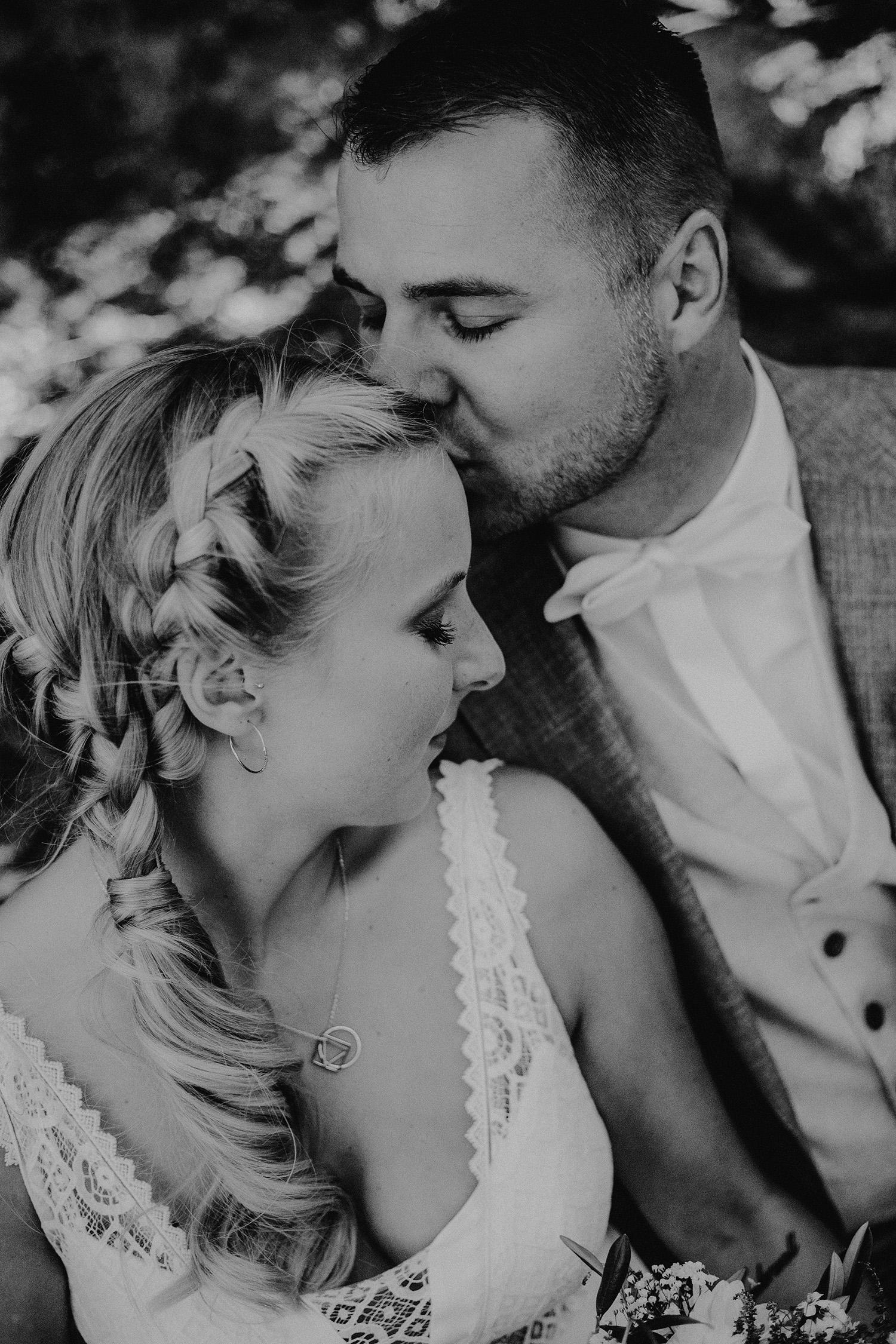 Hochzeitsfoto eines Hochzeitsfotografen in Cloppenburg