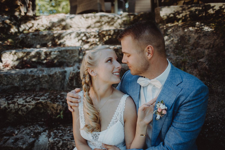 Hochzeitsfoto eines Hochzeitsfotografen in Twistringen