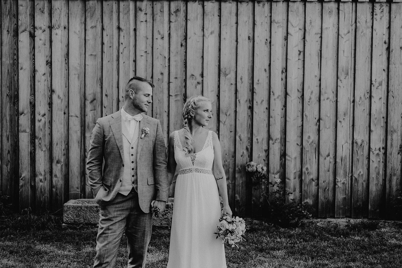 Hochzeitsfoto eines Hochzeitsfotografen in Bassum