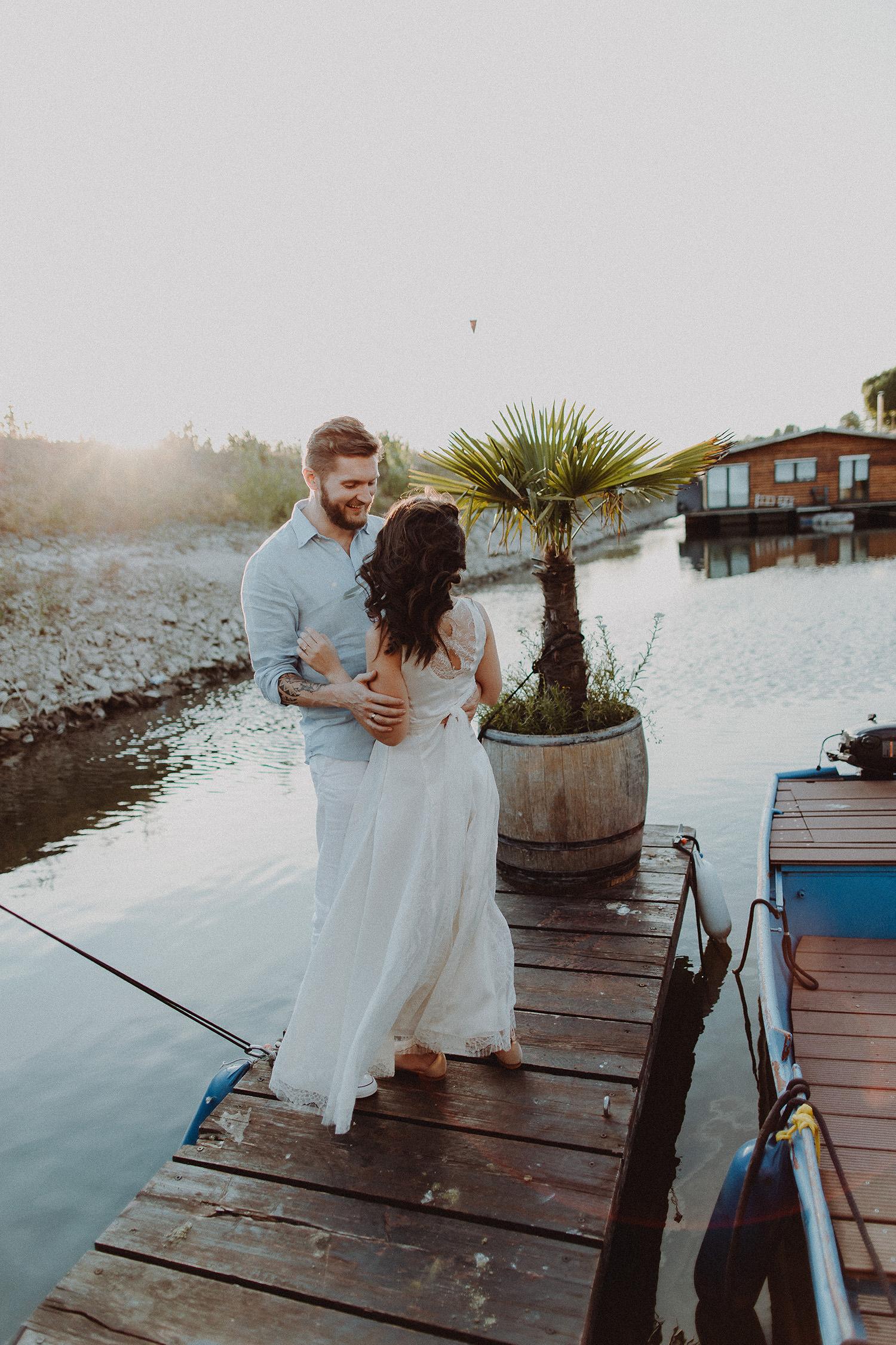 Hochzeitsfoto eines Hochzeitsfotografen in Oberhausen