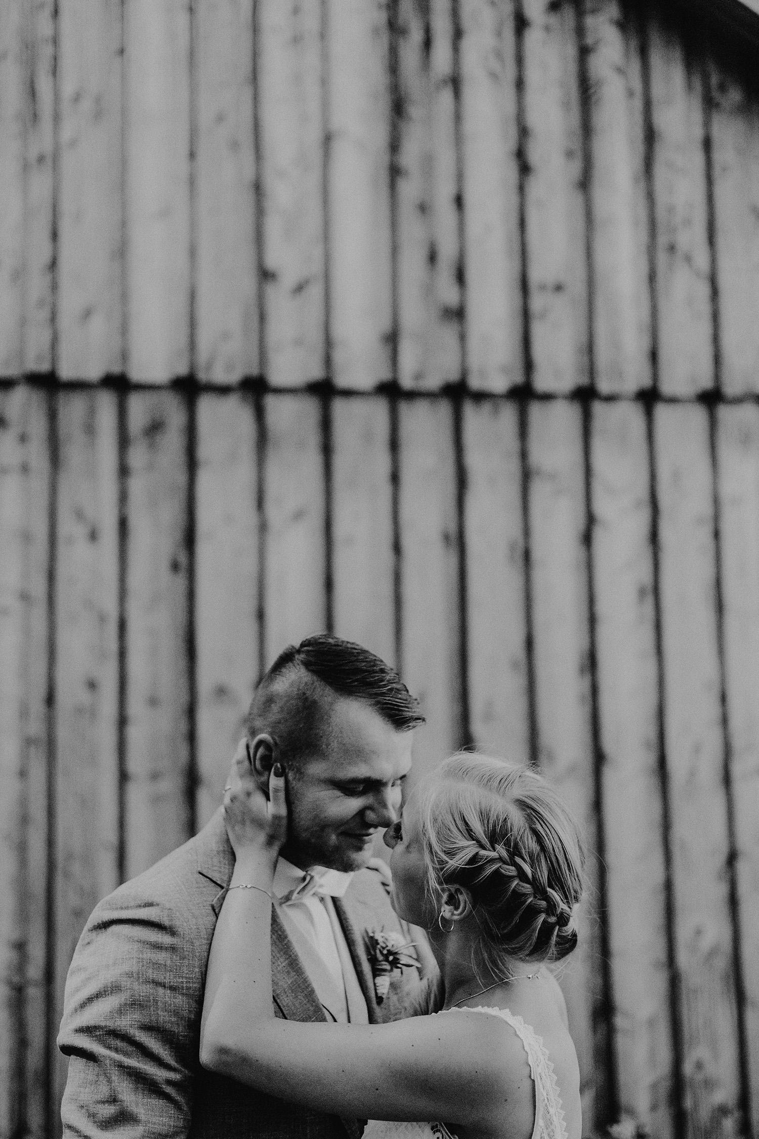 Hochzeitsfoto eines Hochzeitsfotografen in Berne
