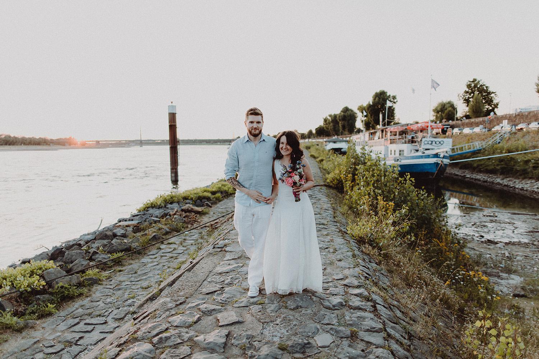 Hochzeitsfoto eines Hochzeitsfotografen in Bonn