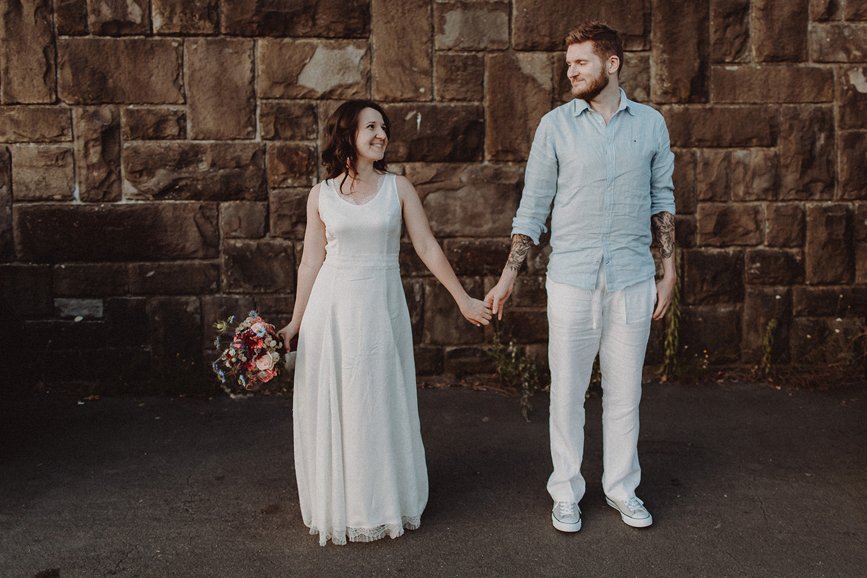 Hochzeitsfoto eines Fotografen in Wuppertal