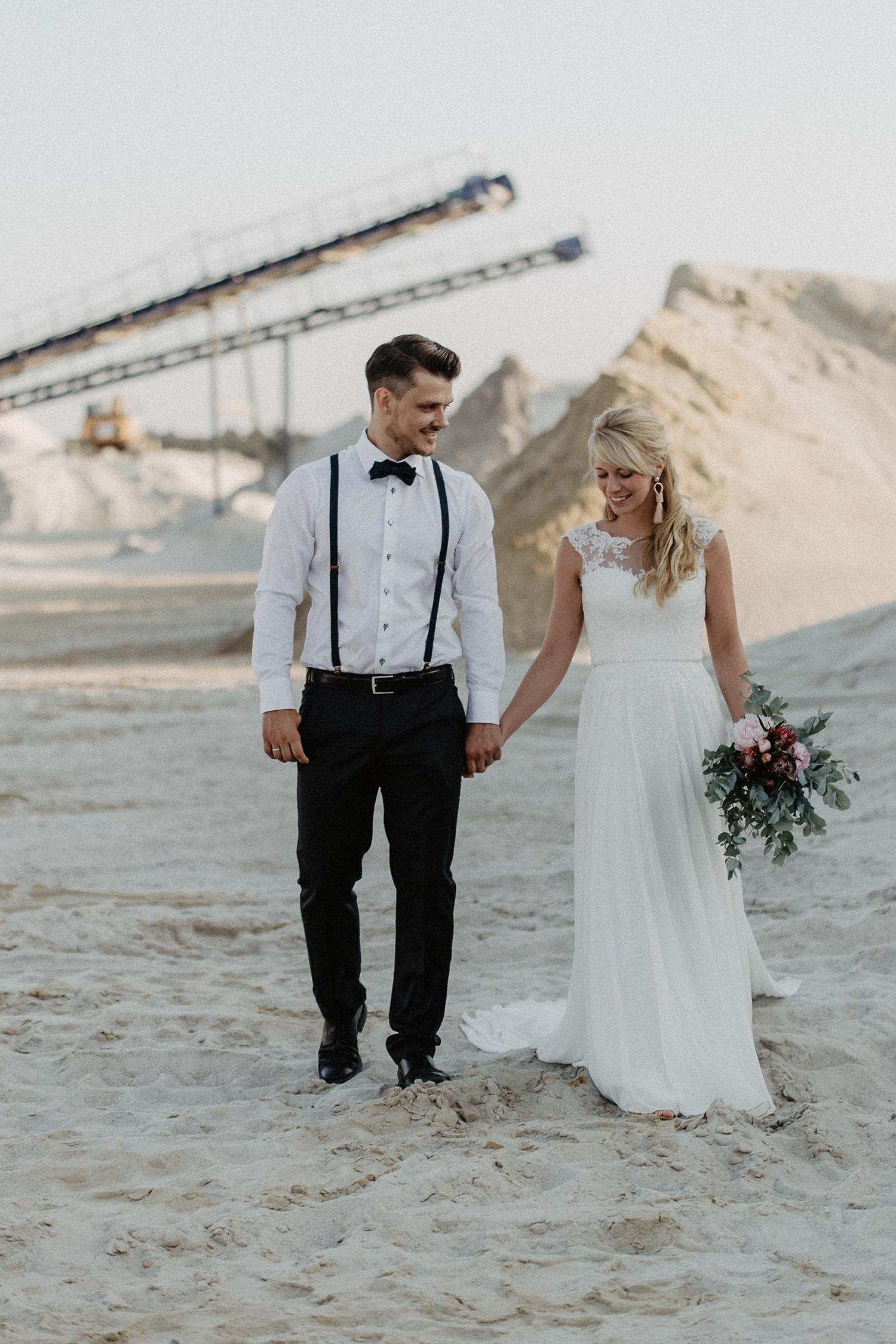 Hochzeitsfoto eines Fotograf / Hochzeitsfotografen in Lingen