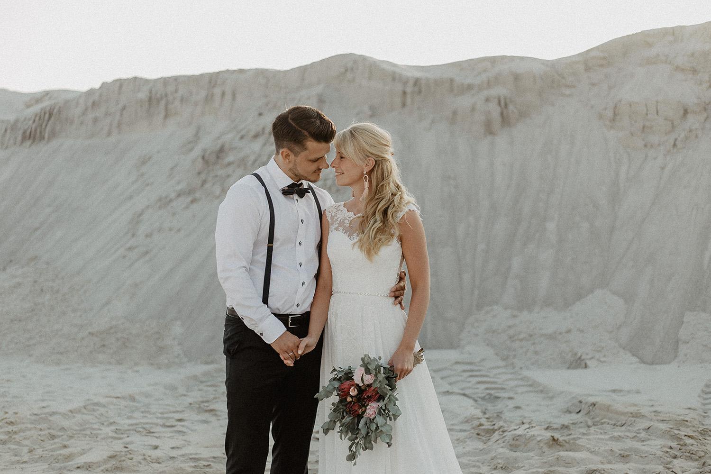 Hochzeitsfoto eines Fotograf / Hochzeitsfotografen in Meppen