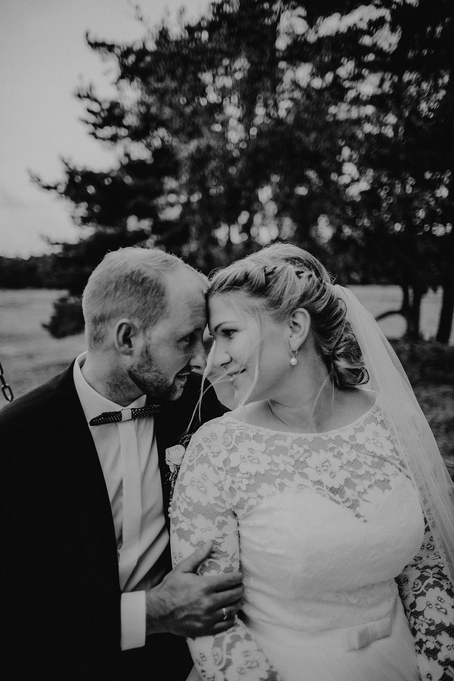 Hochzeitsfoto eines Hochzeitsfotografen / Fotografen in Lohne Emsland