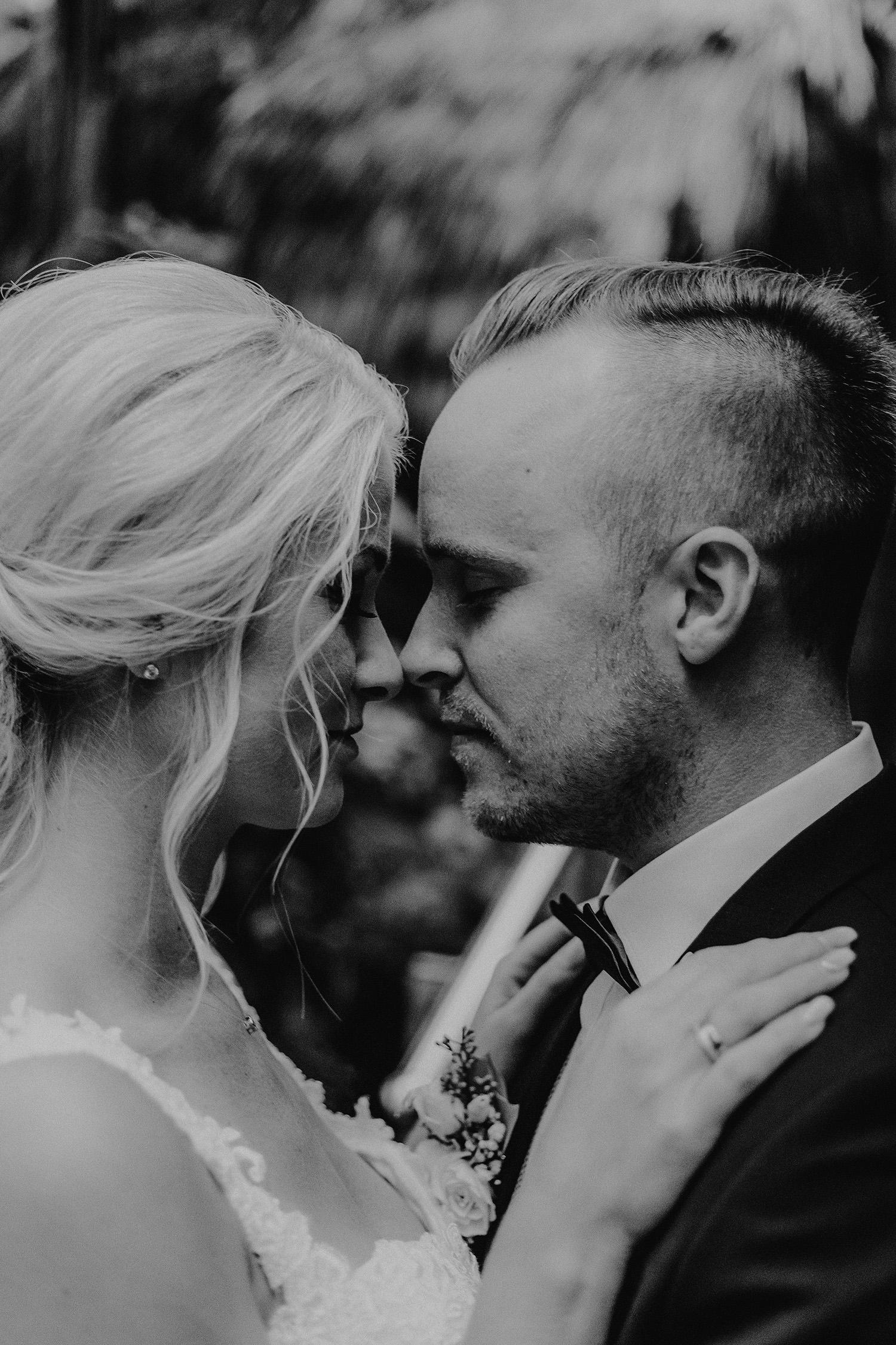 Hochzeitsfoto eines Hochzeitsfotografen in Bremen
