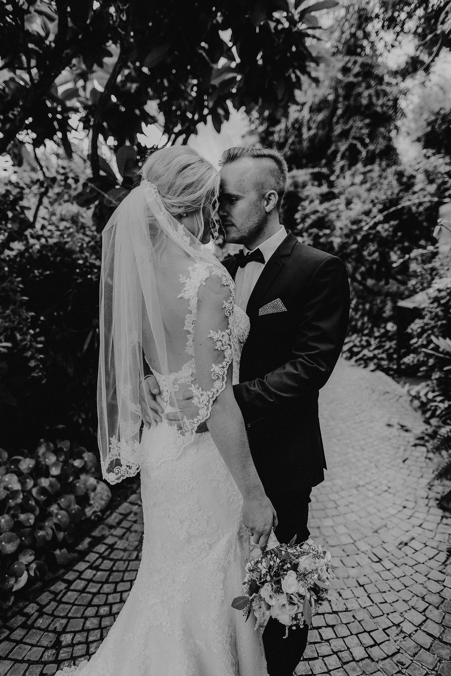 Hochzeitsfoto eines Hochzeitsfotografen in Farge